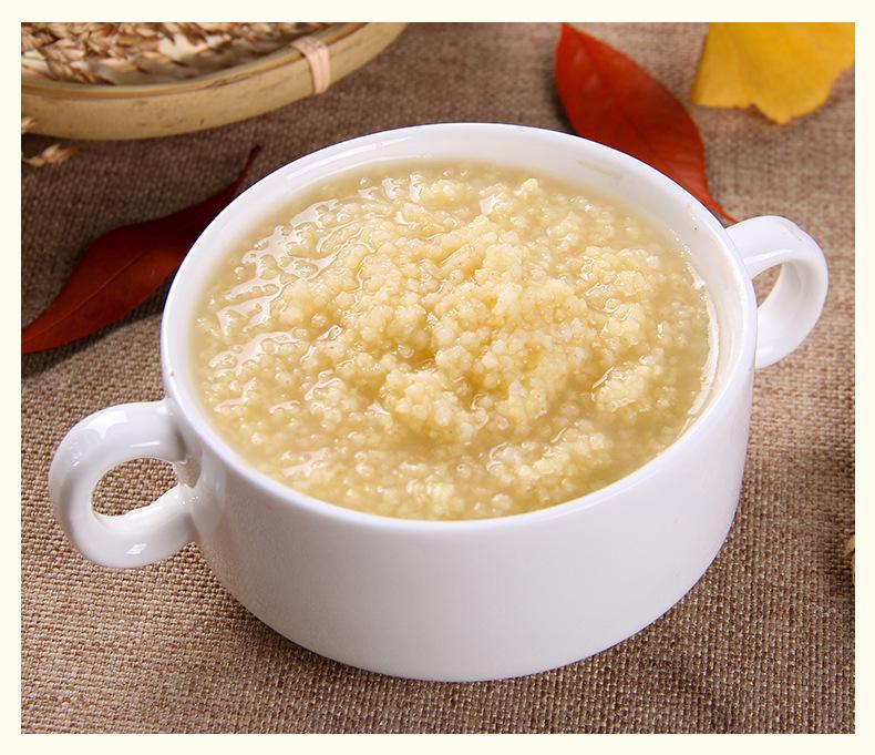 小米粥怎样煮,才会又黏又稠?
