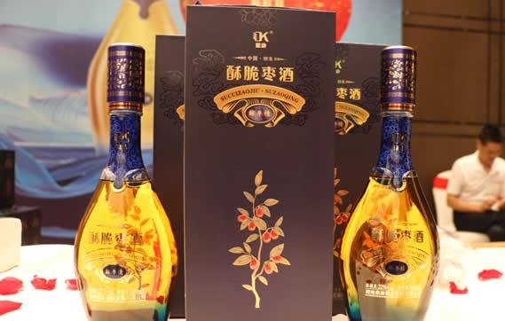 祁东酥脆枣酒