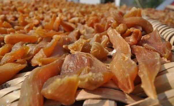枣园村红薯干